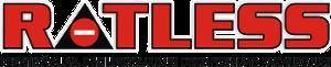 RATLESS logo